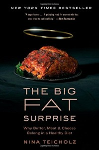 Big fat surprise book